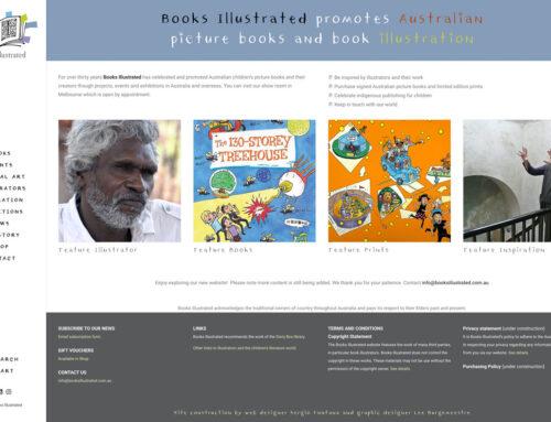 Books Illustrated