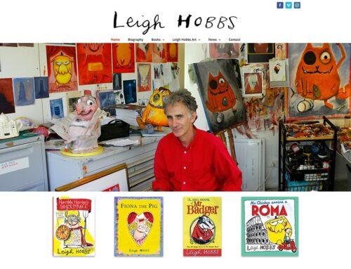 Leigh Hobbs